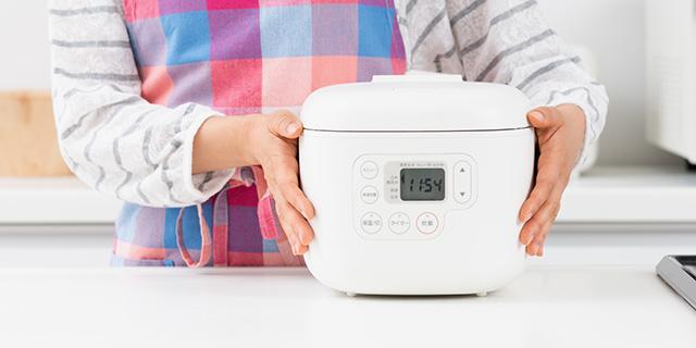 炊飯器の寿命